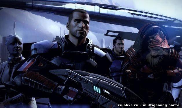 Прощание с героями Mass Effect 3 назначили на март