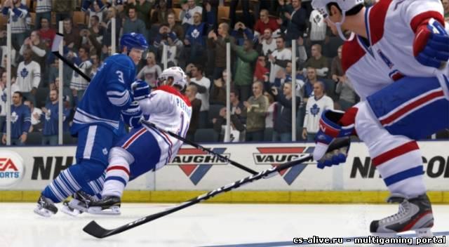 EA раскрыла подробности о NHL 14