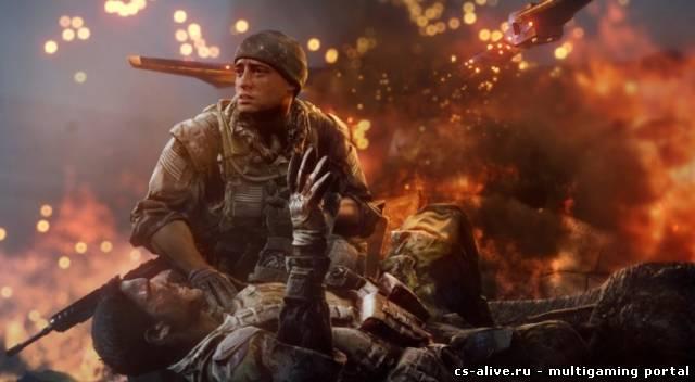 Battlefield 4 не будет поддерживать управление жестами