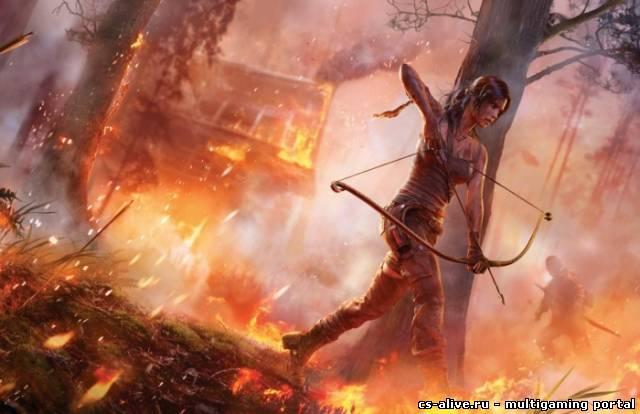 Началась работа над экранизацией Tomb Raider