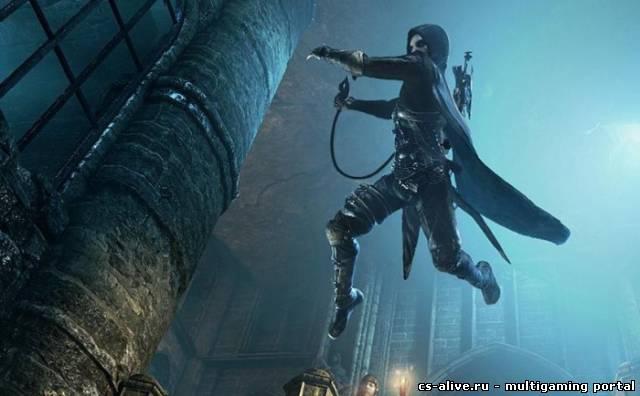 Игроков в Thief 4 заставят действовать скрытно