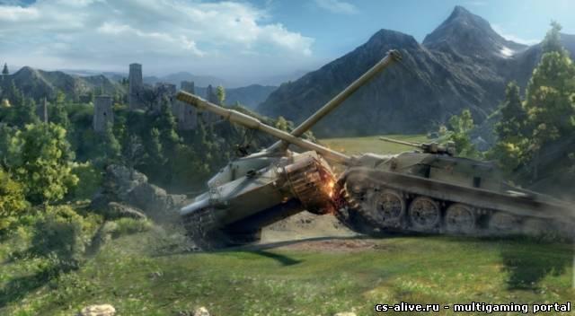 Создатели World of Tanks присматриваются к PS4